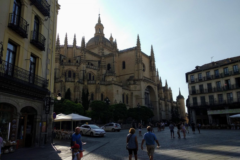 Catedral Gótica Segovia