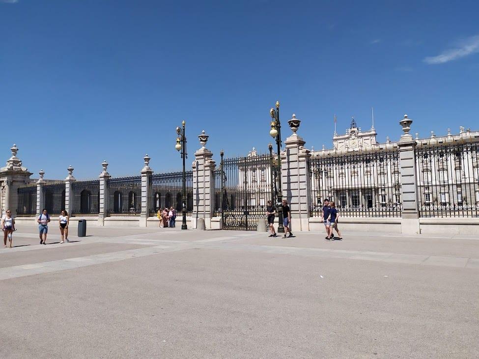 Walking Tour Palacio