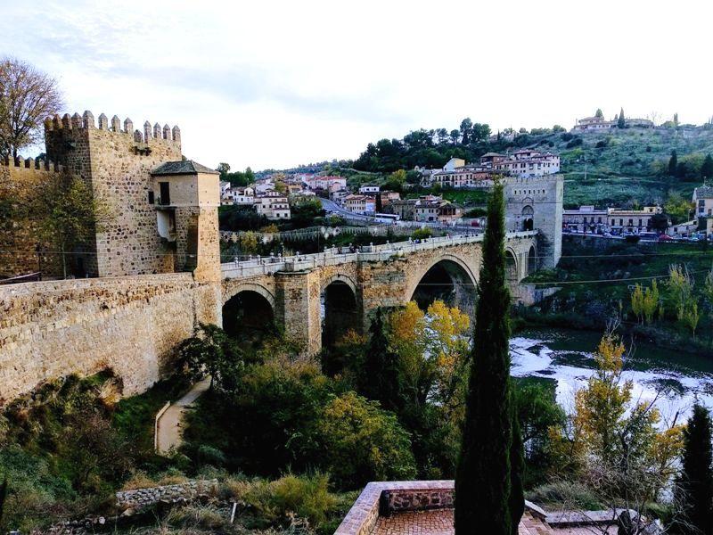 Toledo Puente San Martin