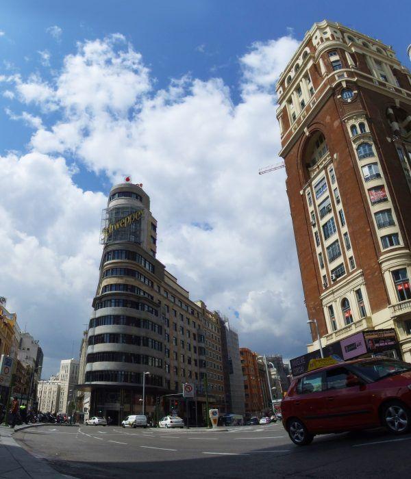 Madrid Gran Via Callao