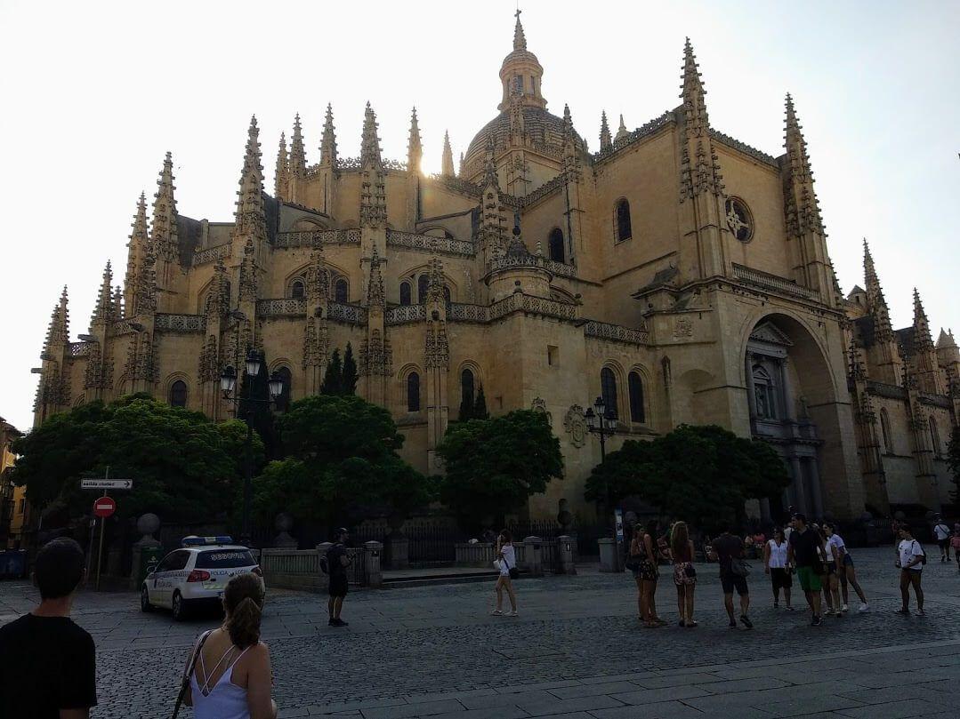Catedral Gotica Segobia