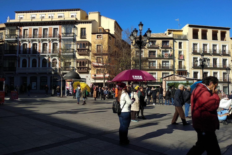 Toledo Plaz del Zocodover