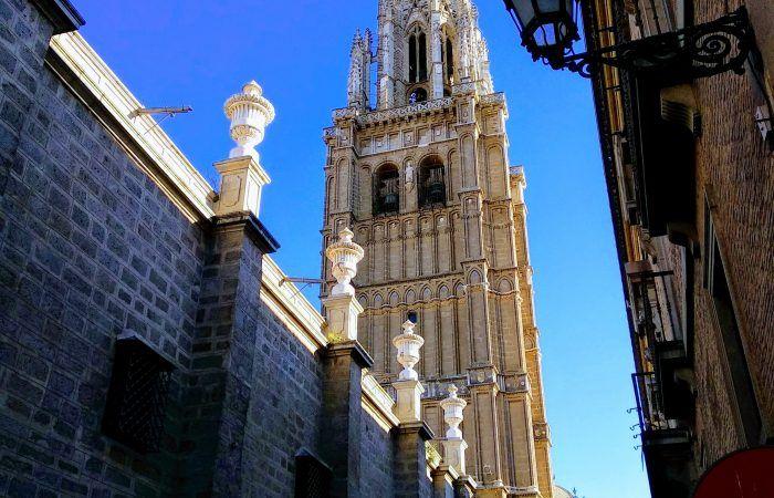 Vista Torre Catedral