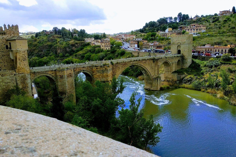 Puente de San Martín Toledo