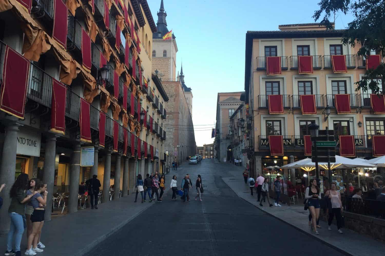 Frente a Zocodover Toledo