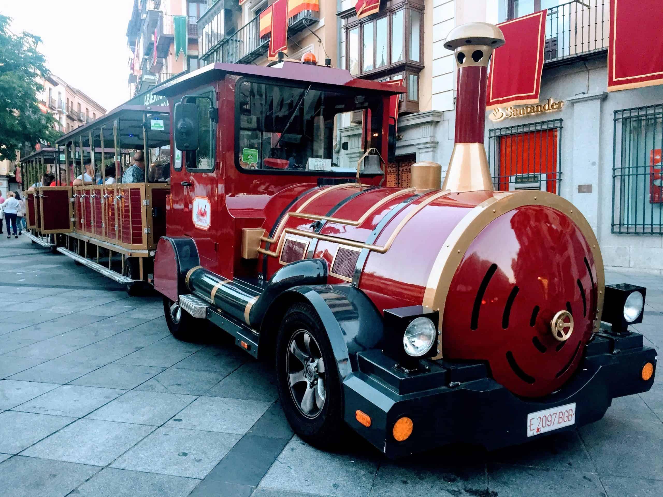 Excursión Toledo + Tren