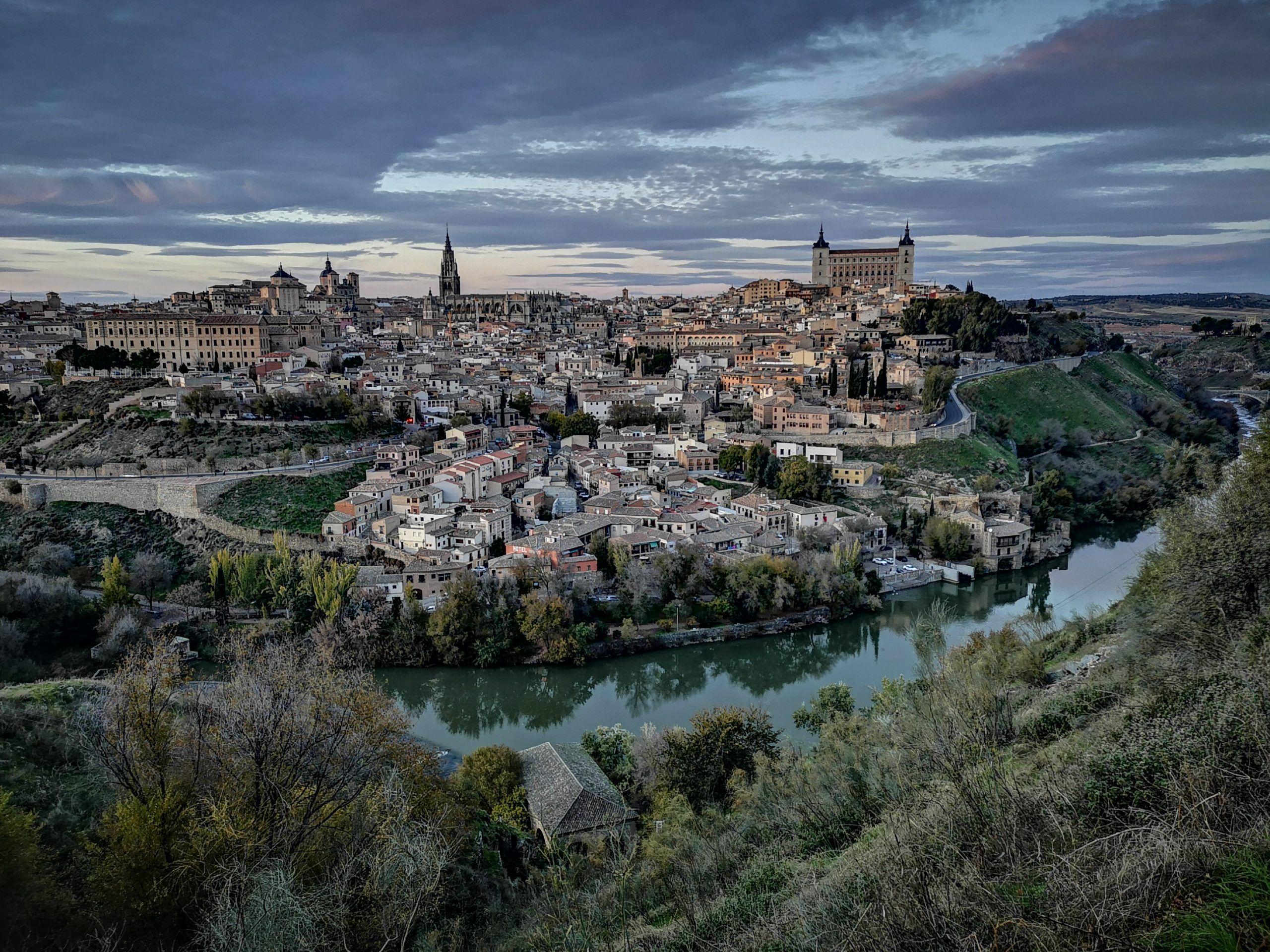 Vista desde el Mirador Toledo