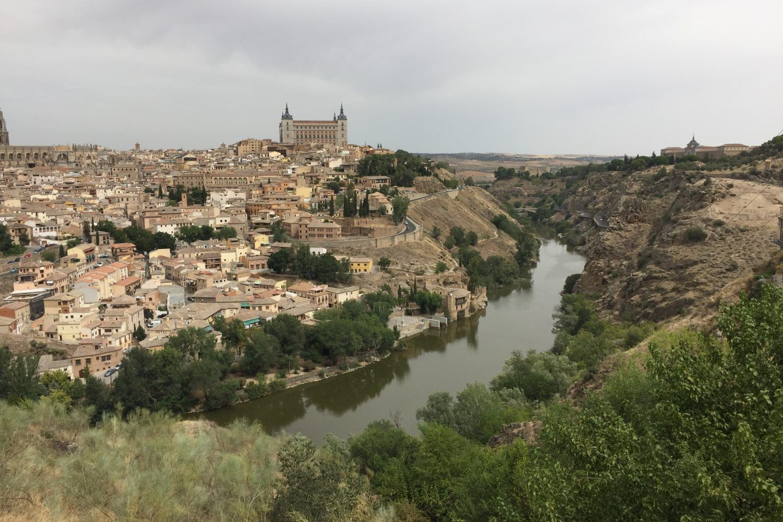 Vista Rio Tajo