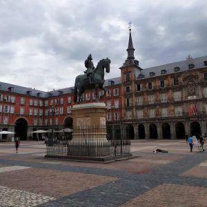 Plaza Mayor Caballo