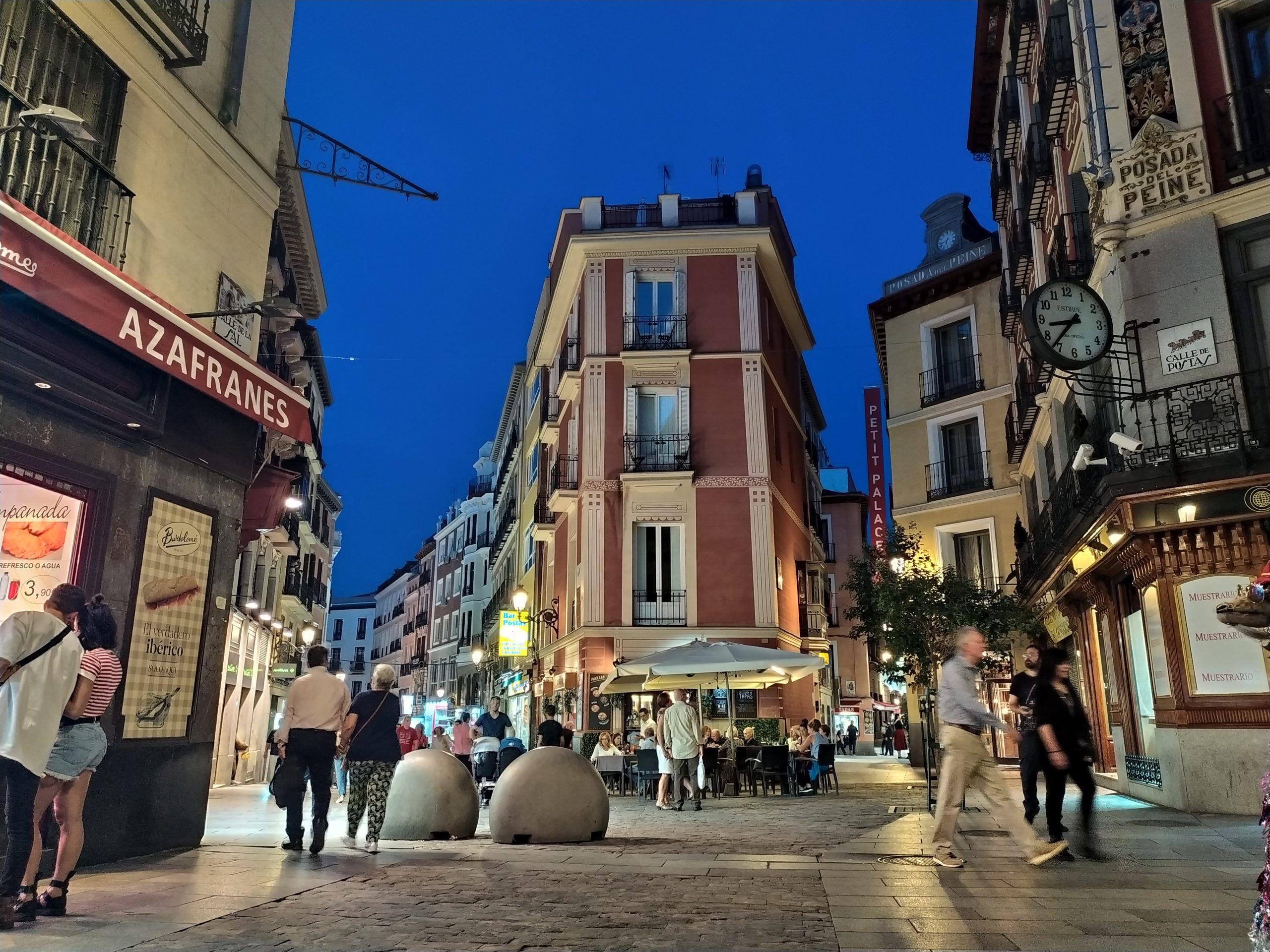 Madrid Hospedaje